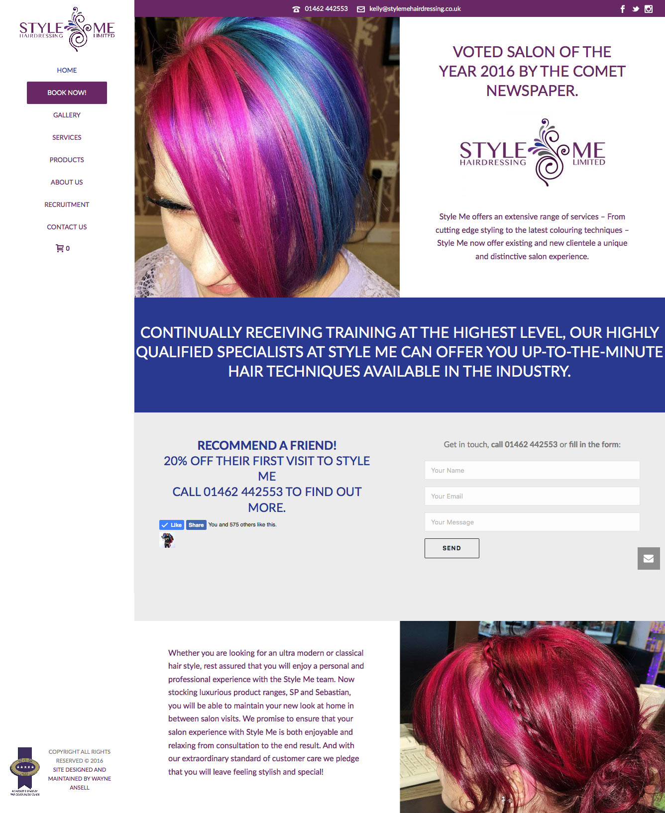 Style_Me_Hairdressing_–_Voted_Salon_of_the_Year_2016_by_the_comet_newspaper_-_2016-06-29_09.24.45